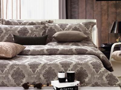 Двуспальное евро постельное белье ARYA NITSA, серия Romance