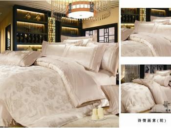 Двуспальное евро постельное белье ARYA BIANCA, серия Pure Series