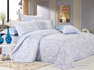 Двуспальное евро постельное белье ARYA HADSUND BLUE