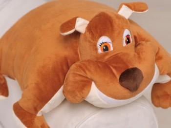 Подушка-игрушка Бульдог