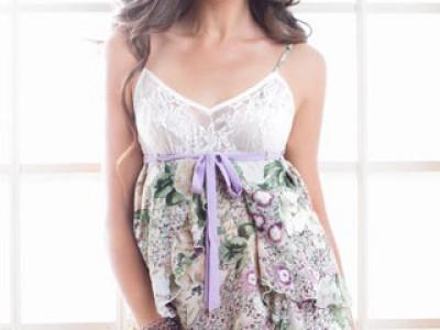 Сорочка женская Fleur (Флер) MiaMia 17231
