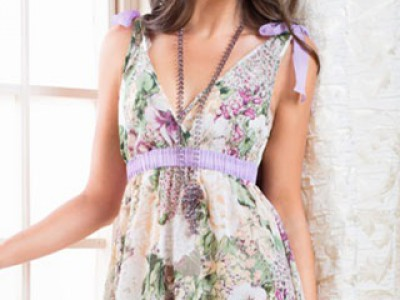 Сорочка женская Fleur (Флер) MiaMia 17234