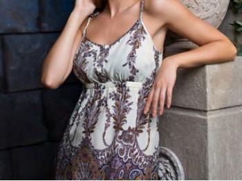 Сорочка женская Shakira (Шакира) MiaMia 16071