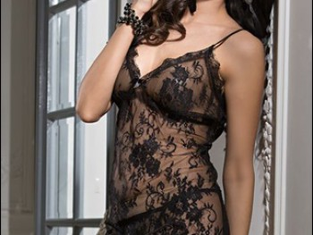 Сорочка женская Chanel Black (Шанель Блэк) MiaMia 2020