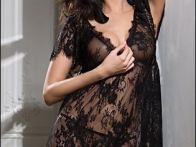 Сорочка (туника) женская Chanel Black (Шанель Блэк) MiaMia 2024