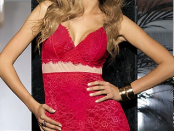 Сорочка женская Lady In Red (Леди Ин Ред) MiaMia 12020