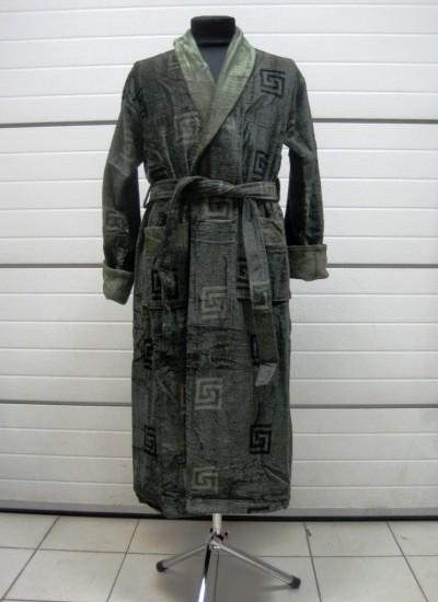 Халат мужской Nusa NS-2000 хаки