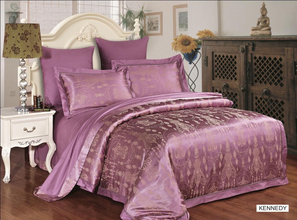 купить постельное белье Украина из жаккардовой ткани с волокнами бамбука
